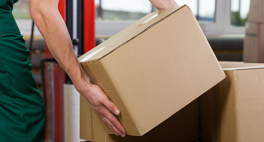 Shipping Services at McNeil Printing in Orem Utah