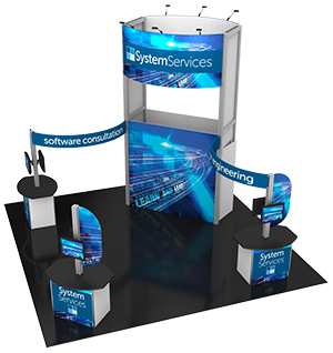 Trade Show Booth Display